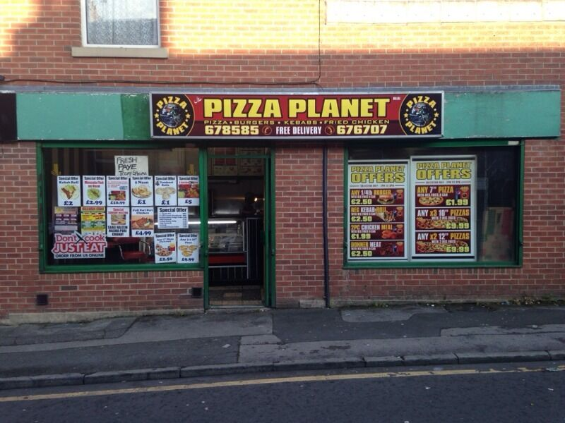 Take Away Running Business For Sale In Blackburn Quick