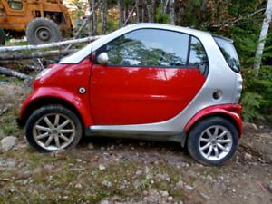 Smart Car Diesel