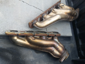 Stock 2012 Charger srt8 Exhaust Manifolds