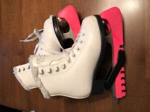 size 11 preschooler figure skates