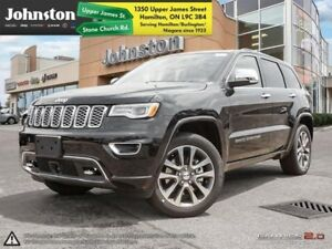 2018 Jeep Grand Cherokee Overland 4x4  - Leather Seats - $198.17