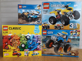 Lego Bundle Job Lot Brand New Unopened
