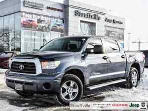 2008 Toyota Tundra SR5 5.7L V8, Crew CAB, 4X4, Only 129,000 KMS