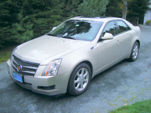 2008 Cadillac CTS Sport Sedan [ 147,000 kms. ]