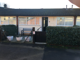 1 Bed Bungalow for 1or 2 home