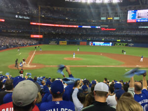 Blue Jays tickets: Up to 6 seats together in section 118!!!