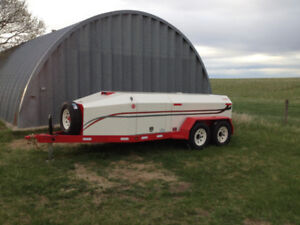 NEW 2019 Fuel Trailer by Eagle Industry.