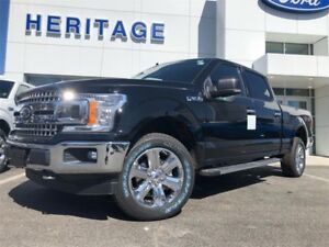 2018 Ford F-150 XLT3.5L ECOBOOST ! OFF ROAD PACKAGE ! NAV ! CHRO
