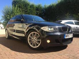 2008 57 reg BMW 120 2.0TD d M Sport