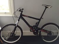 Commencal meta 6 mountain bike