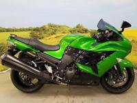 Kawasaki ZZR1400 2014