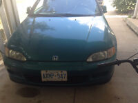 1995 Honda Civic DX Special Edition Coupe (2 door)