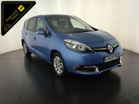 2013 63 RENAULT SCENIC D-QUE T-T DCI 7 SEATER 1 OWNER SERVICE HISTORY FINANCE