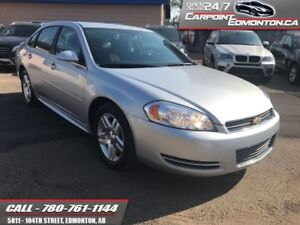 2011 Chevrolet Impala LT...ONLY 105000 KMS !! AMAZING CONDITION