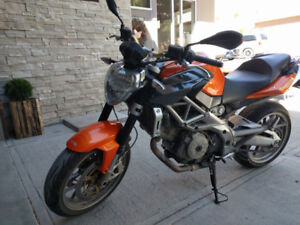 Aprilia shiver 750 for trade or sale!