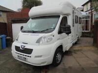 AUTOCRUISE STARSPIRIT, 2 BERTH, LOW PROFILE, U LOUNGE, 2 SINGLE BEDS, EXCELLENT