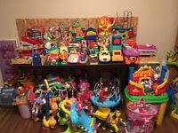 Toys...Toddler toys....Infant toys...HUGE SELECTION!!