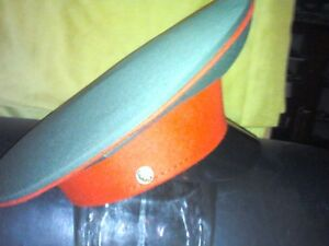 Russian Military Officer Hat/Heartbeat Thrift Store/BayView Mall Belleville Belleville Area image 2
