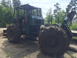 Franklin 130 cable skidder - reduced to sell