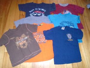 lot vêtements garcon 3-4 ans