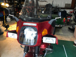 1983 BMW RT100 PARTS Fairings, Side Mirrors, Seat , Side Bags