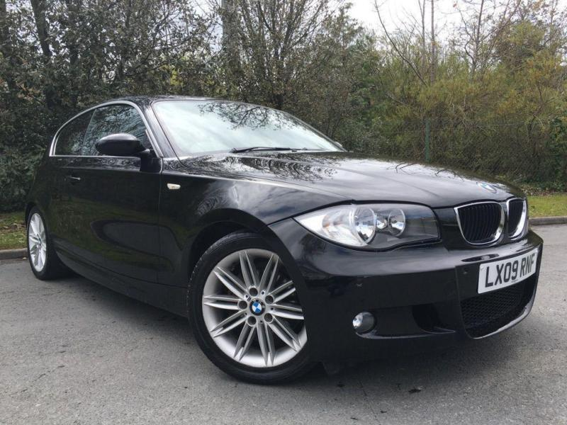 bmw 1 series 2 0 116i m sport 3dr petrol automatic 2009 09 in bournemouth dorset gumtree. Black Bedroom Furniture Sets. Home Design Ideas