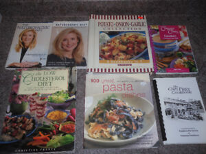 7 new cookbooks - all for $10