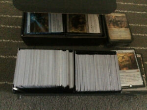 Over 1000 MTG Magic the Gathering cards for sale