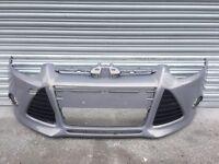 Ford Focus front genuine bumper 2013