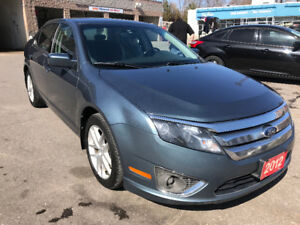 2012 Ford Fusion 4 cylinders like NEW