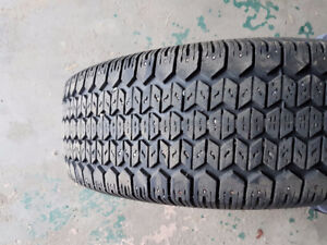 """16 """" ICE & SNOW - WINTER - TIGER PAWS - GREAT CONDITION"""