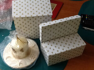 Candles with plates London Ontario image 3