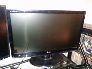 """22in"""" LG Monitor 1080P"""