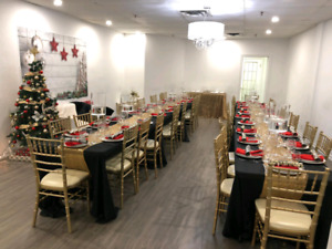 Brampton Party Room available for private events!