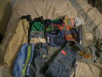 Boy's size 2 clothing