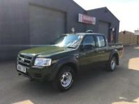 2008 Ford Ranger 2.5 TDCi Double Cab Pickup *Forestry *Wildlife Conversion* 71k*