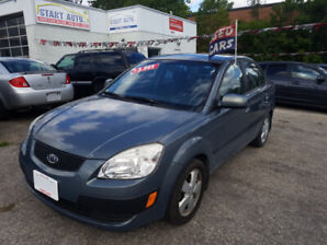 2006 Kia Rio Sedan HUGE BACK TO SCHOOL SALE