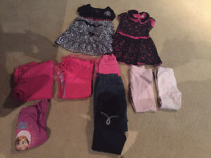 3t-4t girls clothing
