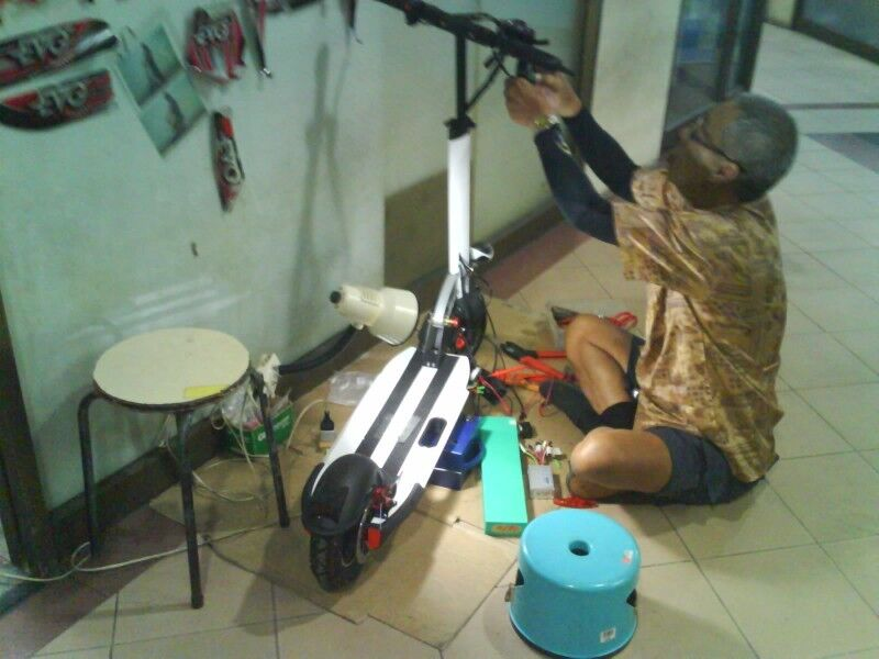Electric Bicycle / Scooter's  Repair & Parts