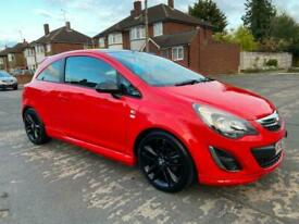 image for 2013 Vauxhall Corsa 1.2 Limited Edition 3dr HATCHBACK Petrol Manual