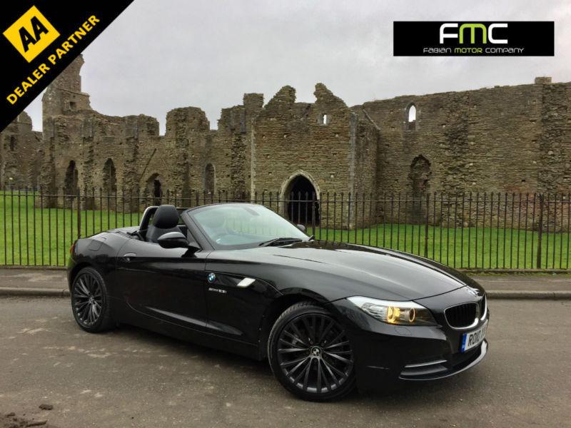 2010 BMW Z4 2.5i auto sDrive23i **Black Leather - Zenons - Full ...