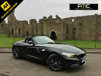 2010 BMW Z4 2.5i auto sDrive23i **Black Leather - Zenons - Full History 66,000**