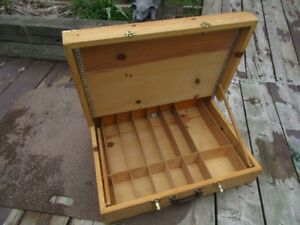 WOOD BOXES / LEATHER BOX - REDUCED!!!!