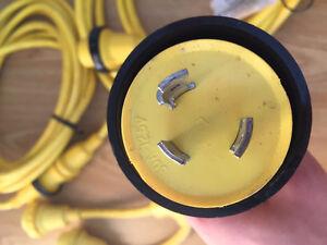 2 Fils électrique à bateau de 25' + 1 spliter Lac-Saint-Jean Saguenay-Lac-Saint-Jean image 6