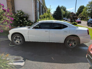 Dodge Charger 2008 Police pack
