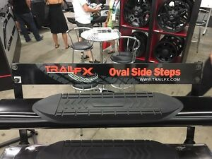Oval nerf bars side steps Running boards  Cambridge Kitchener Area image 3