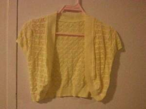 Yellow Knit wear (brand new) [size: 6 - 8] Subiaco Subiaco Area Preview