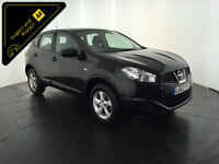 2012 62 NISSAN QASHQAI VISIA IS DCI 1 OWNER SERVICE HISTORY FINANCE PX WELCOME