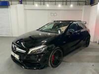 2016 Mercedes-Benz A Class 2.0 A45 AMG (Premium) SpdS DCT 4MATIC (s/s) 5dr Hatch