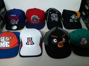 Large selection of hats NFL, NBA, NHL, MLB and more $5 each